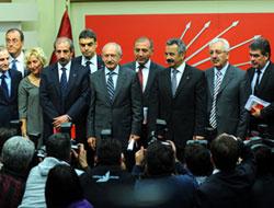 Kılıçdaroğlu'nun listesi onaylandı