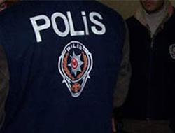 Trabzon'da şadırvanda hırsızlık