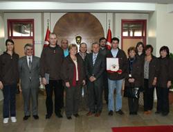 Macaristan heyeti Trabzon'da