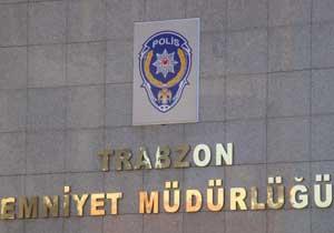 Trabzon'da TİMler görev başında