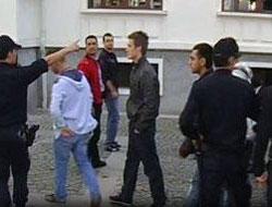 Bursa'da olaylar çıktı