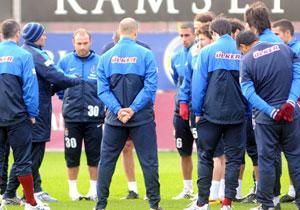 Trabzonspor'da Eskişehir mesaisi