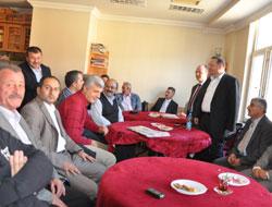 Trabzon İMO'da bayramlaşma