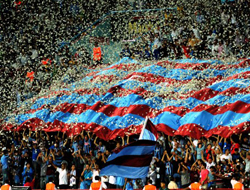Nerede Trabzonspor taraftarları!