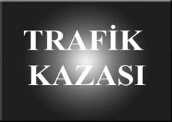 Trabzon'da 2 araç yayalara çarptı