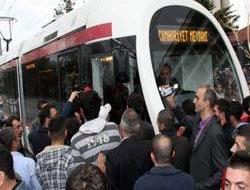 Samsun'da yumurtalı eylem:1 ölü