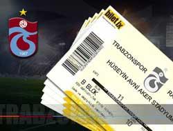 Trabzon'da biletler satışa çıktı