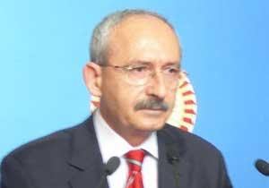 Kılıçdaroğlu Başbakan'a yüklendi