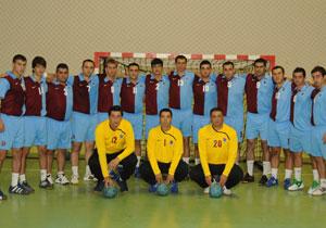 Trabzonspor hentbolda da galip