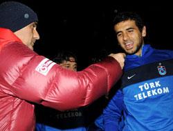 Trabzonspor'da parti var!