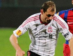 Liverpool resmi sitesi de yazdı