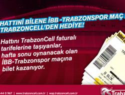 TrabzonCell  Olimpiyat Stadı'nda