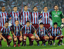Trabzon'un deplasman başarısı