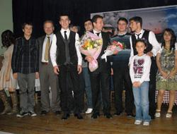 Trabzon'da Yahya Kemal anıldı