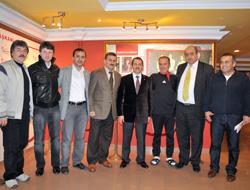 Atalay A.Sebatspor'u ziyaret etti