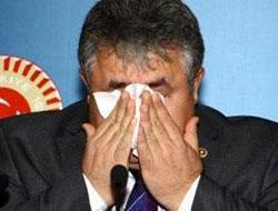 CHP'li vekil hüngür hüngür ağladı