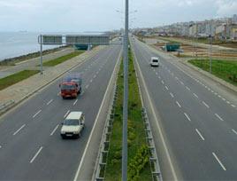 Trabzon'da yollara DİKKAT!