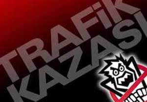Trabzon otobüsünde kaza: 3 ölü