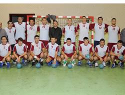 Trabzon Hentbol takımı galip geldi