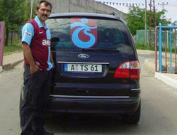 Trabzonsporlu Ahmet konuştu