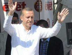 Başbakan Erdoğan Rize'ye geldi