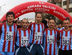 TS Atletizm takımı 4. oldu