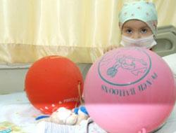 Trabzon'daki küçük kız kurtuluyor
