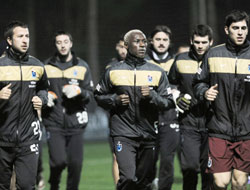Trabzon'da Antrenman günlüğü