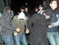 18 tacizciden 13'ü tutuklandı