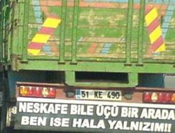 'Şoförsen bas gaza' yasaklanıyor'