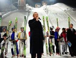 Olimpiyatların açılışı yapıldı