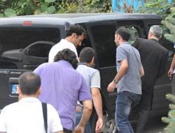 Trabzon'da bİr kadın vuruldu!