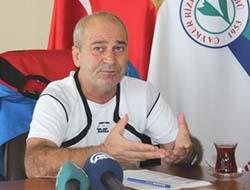 Ç.Rizespor Adana'ya hazırlanıyor