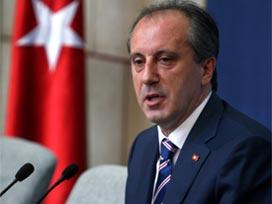 CHP'li İnce'den hükümete eleştiri