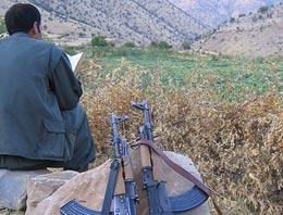 Başkale'de 1 terörist öldürüldü