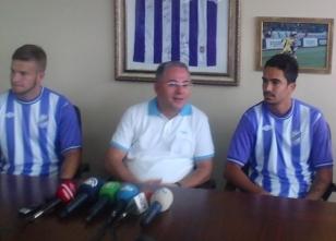 Orduspor iki futbolcu daha aldı
