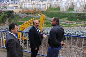 Erdoğdu'da yıkımlar devam ediyor