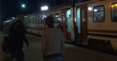 Kemah Demiryolunda patlama