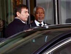 Annan'dan şok Esed itirafı