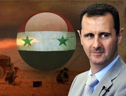 Esad'ın cezaevinde bir Türk