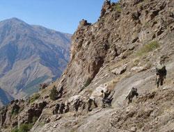 2 bin Asker Kato Dağı'nda
