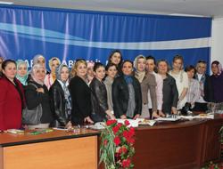 AK Parti Kadın Kollarına tam not