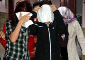 Trabzon'da kadın hırsızlara geçit yok
