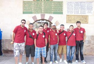 Trabzonlu öncü oldu grup birlik oldu