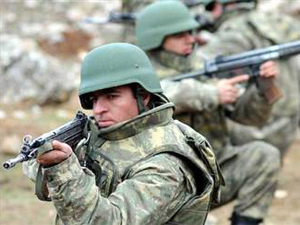 Askere 'kolluk gücü' yetkisi
