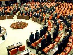 Meclis kapalı oturum öncesi alevlendi !
