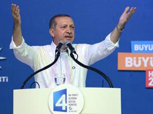 Erdoğan: Savaş çıkarmak gibi derdimiz yok