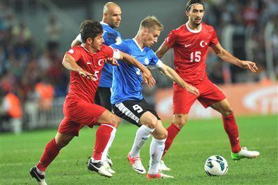 Milli takım kadrosunda Trabzonspor'a yer yok