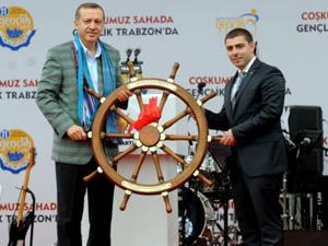 Onlara her yer Trabzon