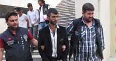 İnternet gaspçıları yakalandı